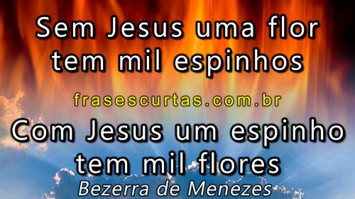Mensagem do Espiritismo: Fé em Jesus