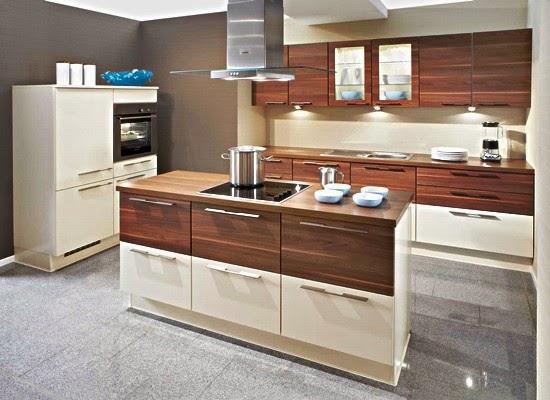 Dapur Minimalis 2015