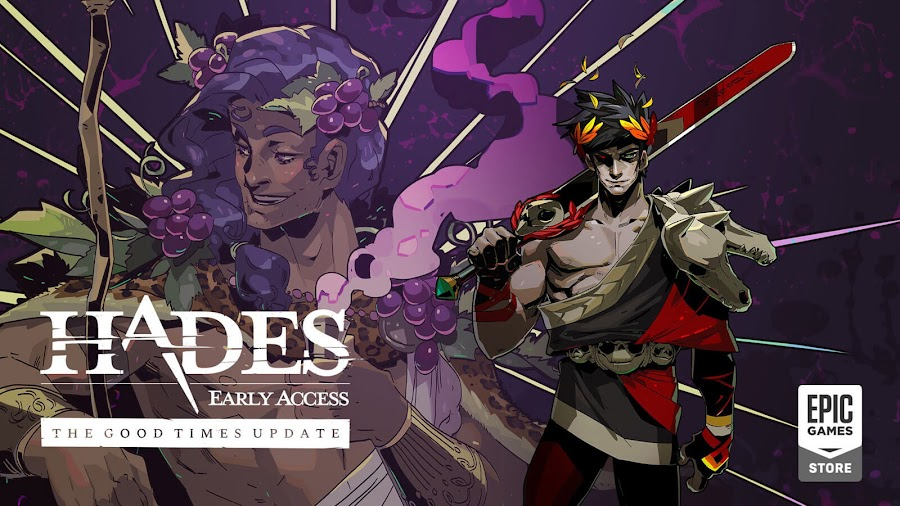 hades good times update supergiant games live dionysus
