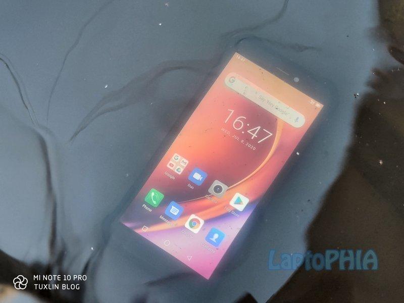 Review Oukitel WP5, Smartphone Tangguh dengan Baterai Jumbo!