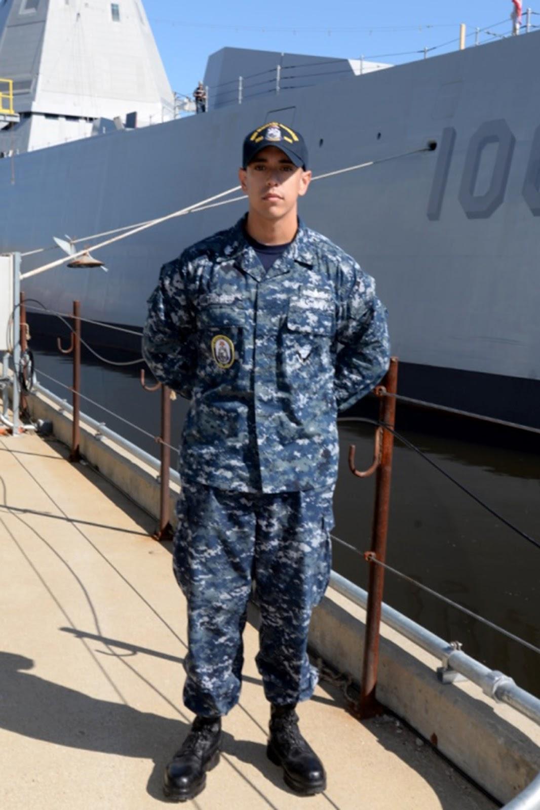 navy machinist mate