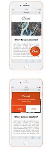 Social Bar de Adsterra para móviles
