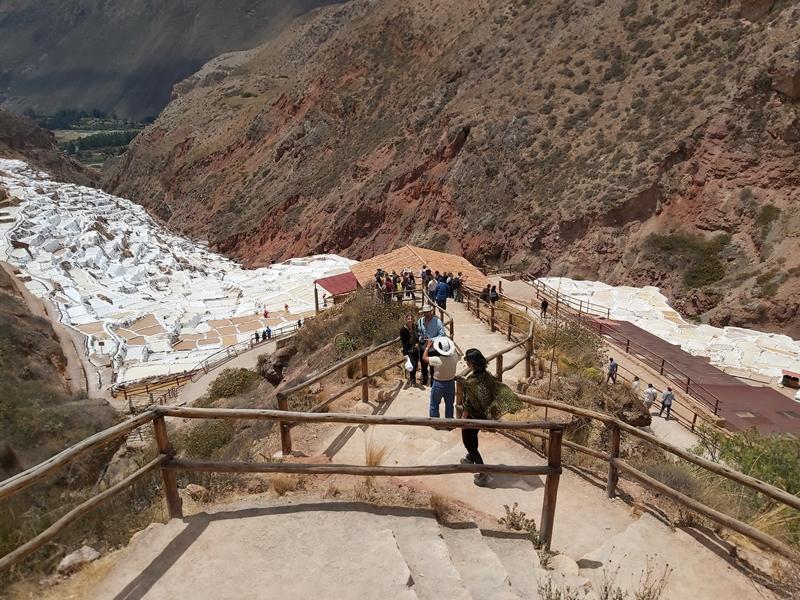 De Cusco a Salineras de Maras