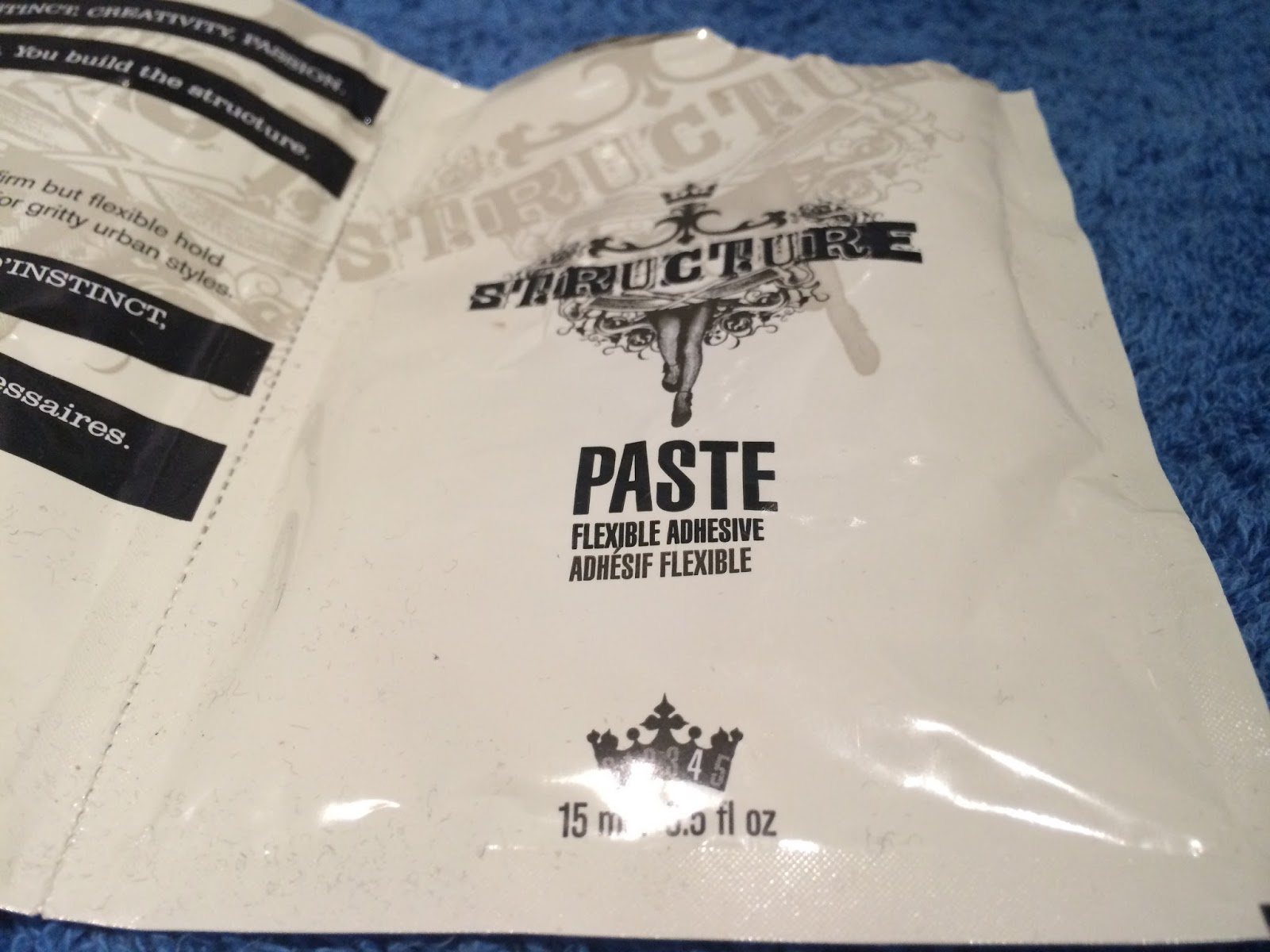 Structure Paste Flexible Adhesive