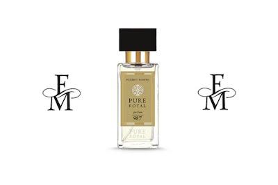 Perfumy FM PURE Royal 987 zapach szyprowo cytrusowy dla kobiet i mężczyzn