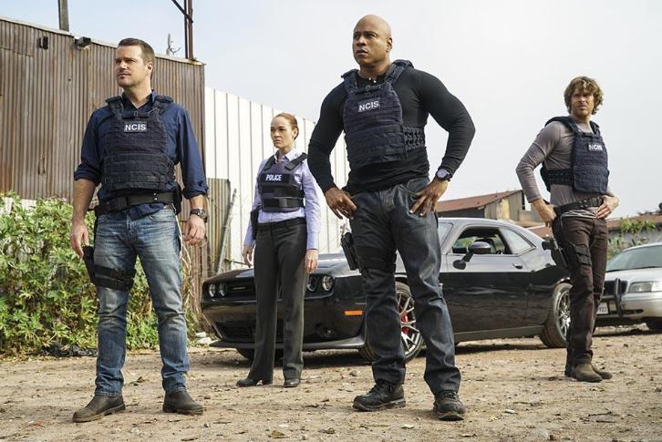 NCIS: Los Angeles - Episode  8.14 - Under Siege - Promos, Sneak Peeks, Promotional Photos & Press Release