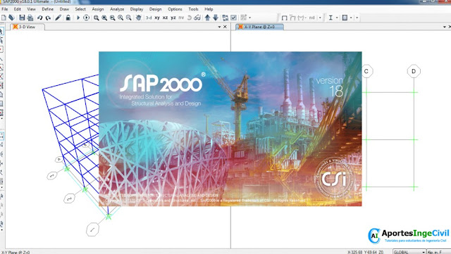 Software SAP2000 v18
