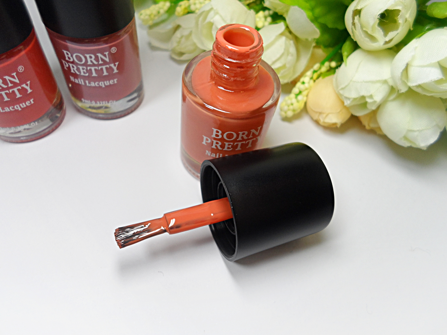 blogger liz breygel nails notd manicure autumn fall long short nails mani