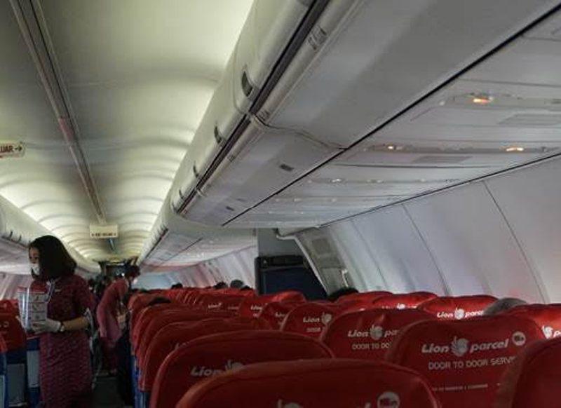 Pastikan Keselamatan Penumpang, Lion Air Group Cek Kualitas Udara dan Kebersihan Kabin Pesawat Jet Boeing