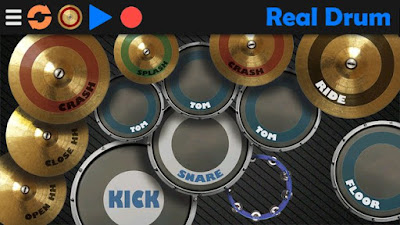 Virtual Real Drum Set MOD APK v6.18 No ADS (Skin A7X / Linkin Park)