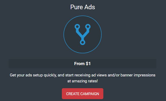 ptcshare pure ads to get 2000 visit to your site