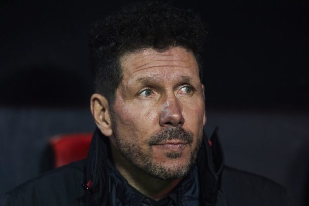 Simeone faces UEFA investigation after controversial celebration