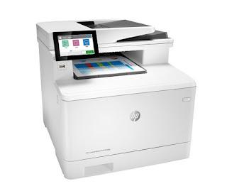 HP Color LaserJet Enterprise MFP M480f Driver Download, Review