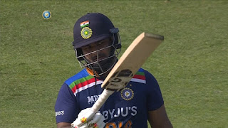 Rishabh Pant 77 vs England Highlights