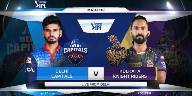 KKR vs DC Dream11 Live Update Prediction, Dream11 Team, Playing XI, Pitch Report, IPL 2021