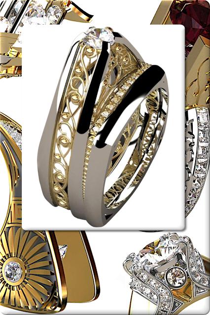 ♦Greg Neeley Jewelry #gregneeley #jewelry #brilliantluxury