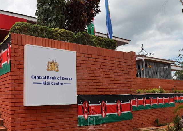 CBK Kisii Centre branch