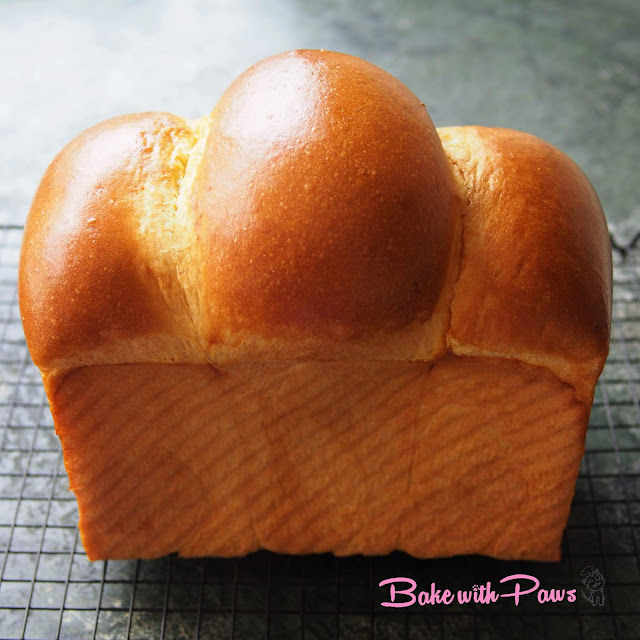 Orange Sweet Potato Bread