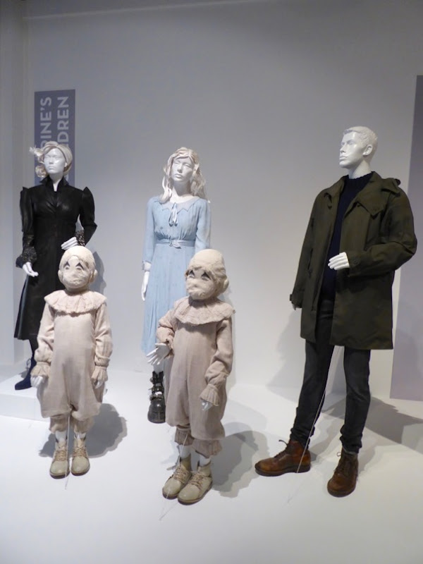 Original Miss Peregrine Peculiar Children film costumes