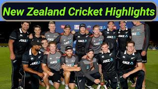 New Zealand Cricket Highlights Videos