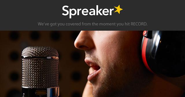 """Spreaker Studio يُحوّل جهازك الإندرويد إلى استوديو إذاعة كامل """"بث مباشر"""""""
