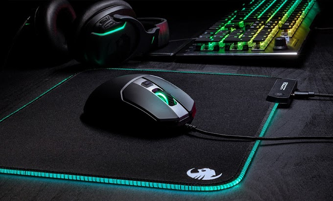 Amazon discounts several ROOCAT gaming accessories up to 25% off