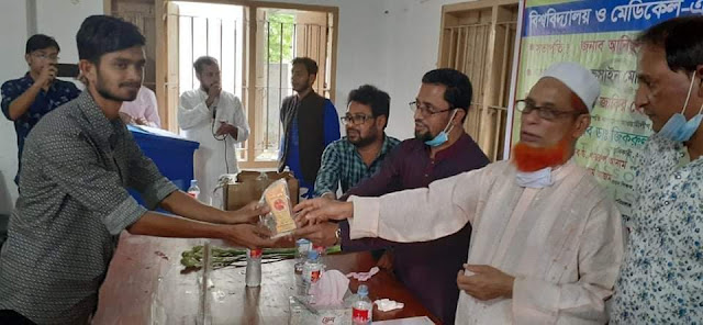 কিশোরগঞ্জে SWAK এর  উদ্যোগে কৃতি শিক্ষার্থী সংবর্ধনা প্রদান