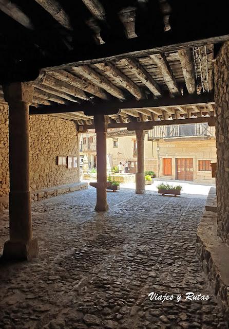 Ayuntamiento de San Martín del Castañar