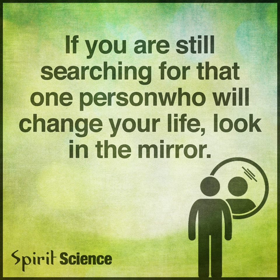 If You Are Still Searching For That One Person Who Will