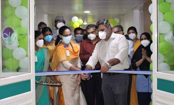 Kozhikode, News, Kerala, Hospital, Health, Treatment, Inauguration, Ophthalmology, Aster MIMS, Ophthalmology Department at Aster MIMS expanded