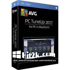 AVG PC Tuneup Key 2017 [Latest] Full Version