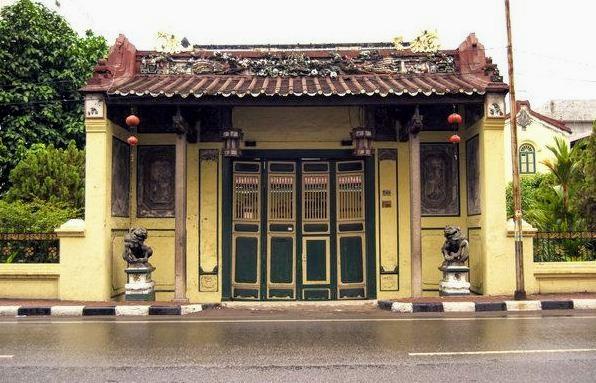 Wisata Sejarah Tjong A Fie Mansion Di Kota Medan Banyak Dikunjungi
