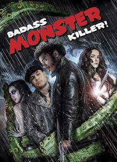 Badass Monster Killer 2015 Dual Audio 720p WEBRip