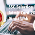 SSC Selection Posts Admit Card 2019 Out - Direct Link