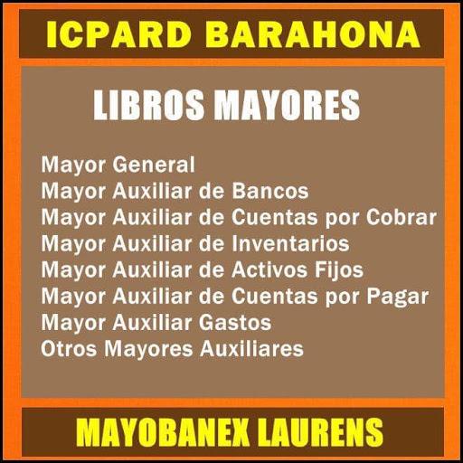 LIBROS MAYORES