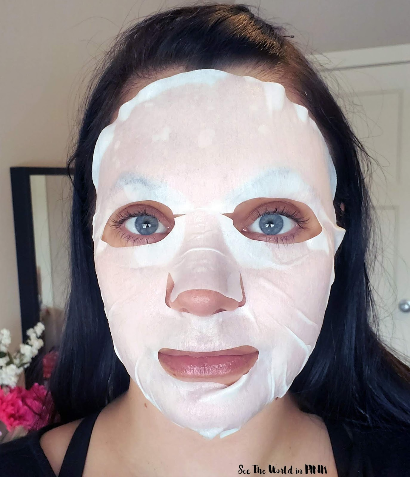 The Craziest Mask I've Ever Tried?! Skincare Sunday - Franz Jet 2-Week Microcurrent Skincare Starter System