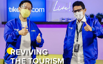 Industri Pariwisata Indonesia 2021 Bisa Bangkit?