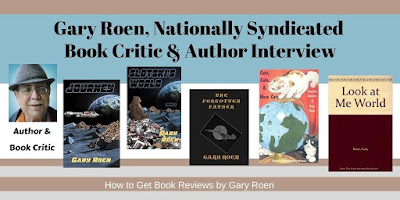 Gary S. Roen, Nationally Syndicated Book Critic Welcomes Books to Review