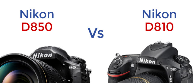 Nikon D850 vs Nikon D810 Review