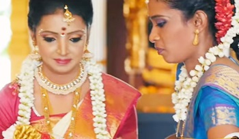 Malaysian Indian Wedding Highlights of Mohanadas@Pottu & Shanti