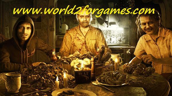 تحميل لعبة  Resident Evil 7 Biohazard للكمبيوتر