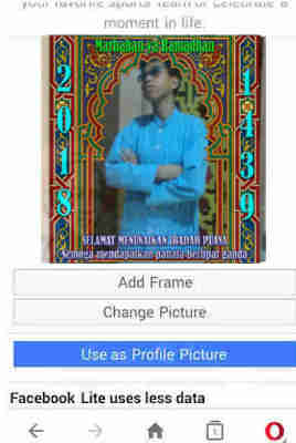 frame foto bingkai ramadhan puasa terbaru