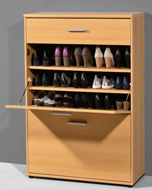 memilih rak tempat sepatu untuk ruangan minimalis