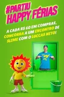 Cadastrar Promoção Ri Happy Férias Julho 2019 - Conhecer Luccas Neto Brincar Slime