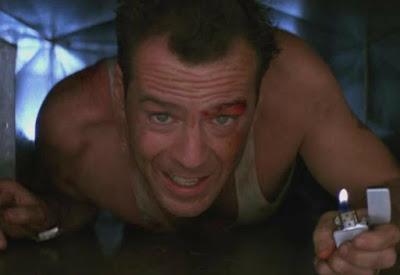 No quiso ser John McClane