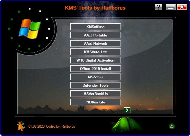 Download KMS Tools Portable 01_07_2021 - Kích hoạt Windows và Office miễn phí - usbhddboot.xyz