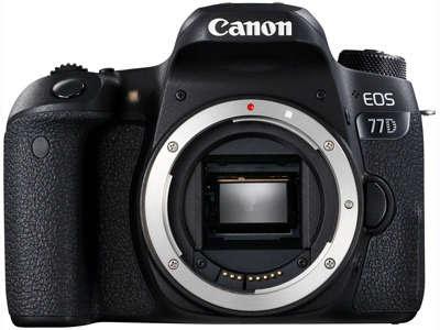 Canon EOS 9000D DSLRファームウェアのダウンロード