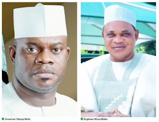 PDP's Wada heads to tribunal over Kogi poll result