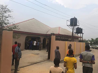 Omega Power Ministries founder gifts wife of late Chima Ikwunado a 6 bedroom apartment, offers scholarship to his unborn child