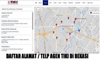cara jadi agen tiki di Bekasi Barat, Timur, Utara, Selatan